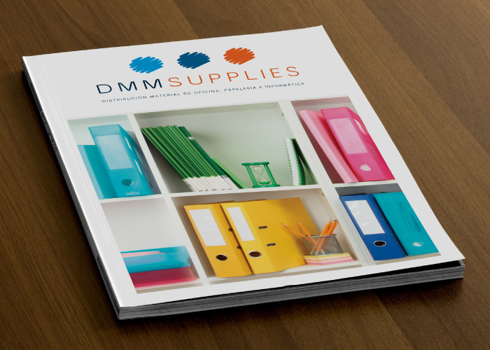 Dossier para empresa dedicada a la distribuci n de for Empresas de material de oficina
