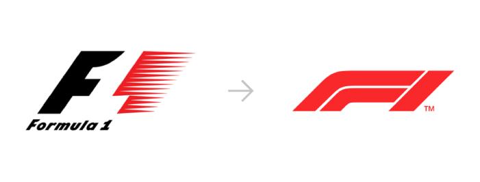 Rebranding de F1