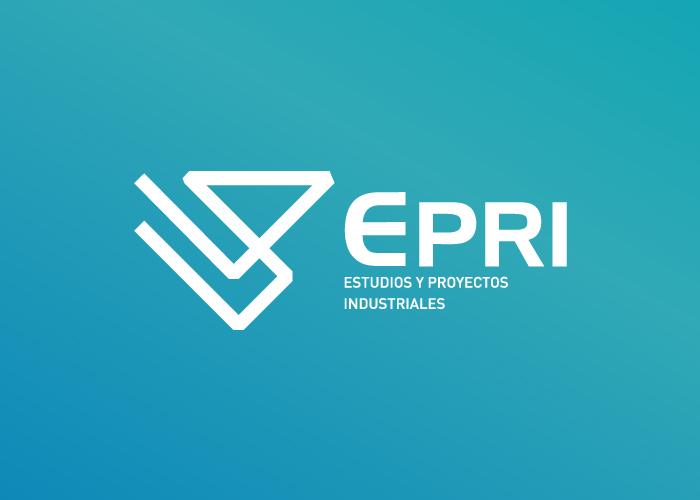 Diseño logotipo empresa proyectos industriales