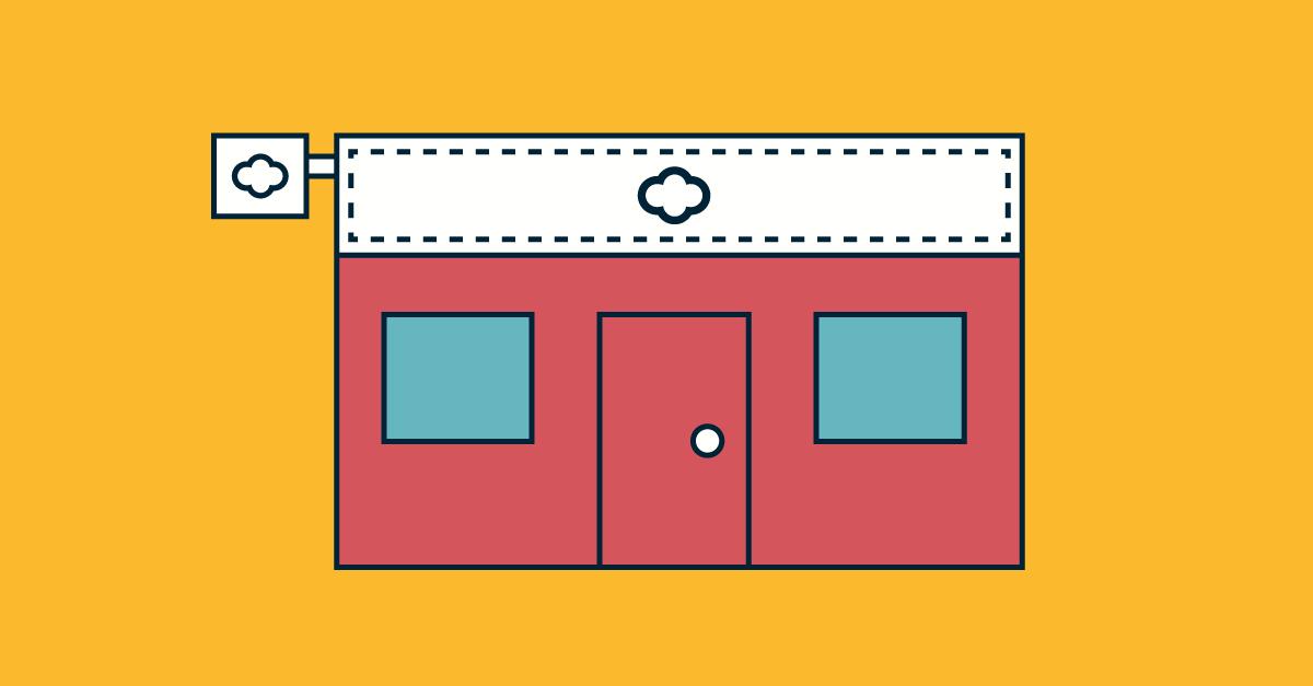 La importancia del diseño de una fachada corporativa para un comercio físico
