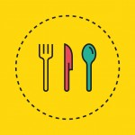 inspiración y ejemplos logo restaurantes