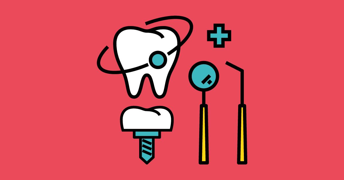 Branding dental, logos dentistas y marcas para clínicas