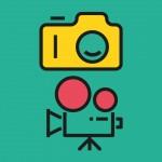 recopilatorio diseño logo fotógrafos