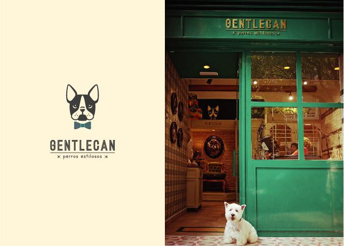 diseño logo y naming peluquería canina