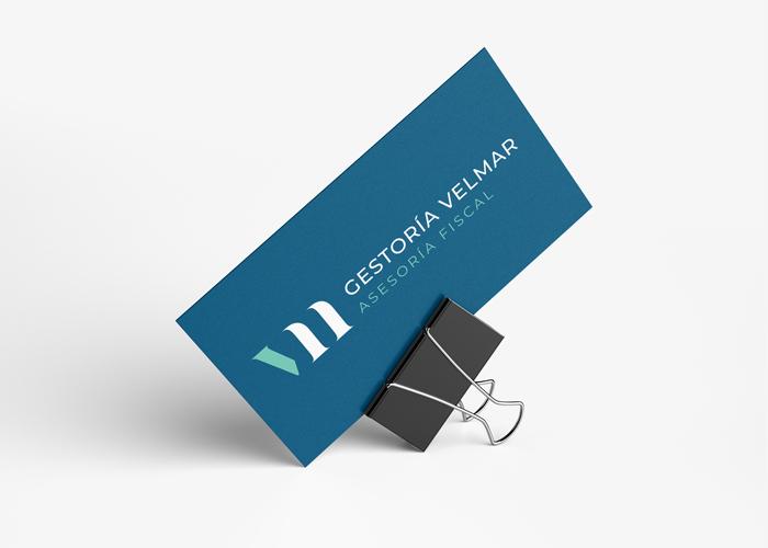 Diseño de logo para gestoría Madrid