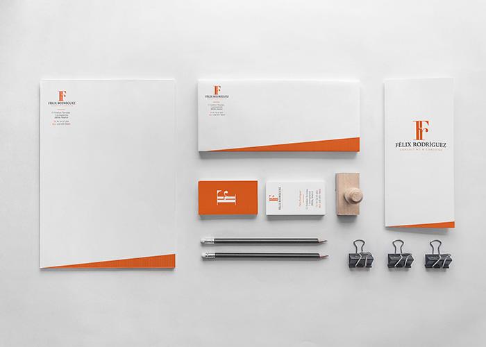 Diseño identidad empresa asesoramiento