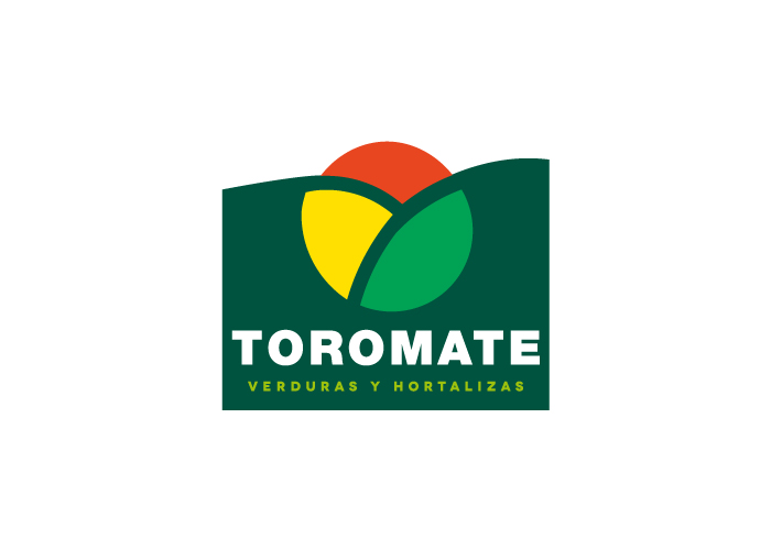 Diseño de logotipo para empresa dedicada a la exportación e importación de productos alimenticios naturales
