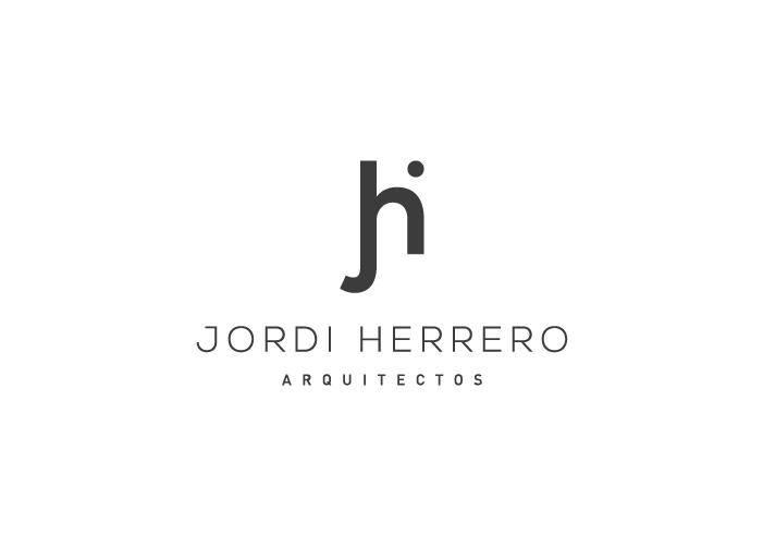 Logotipo Jordi Herrero Arquitectos