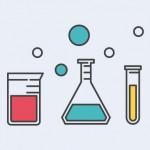 diseño logos web en 2019. Laboratorio