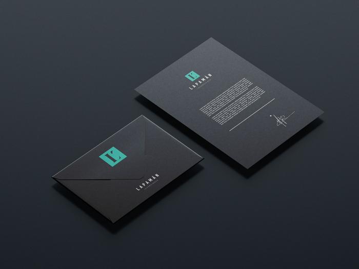 diseño logo e identidad corporativa  inversiones