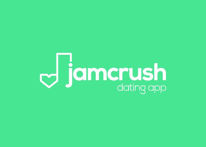Diseño logo app para ligar con música