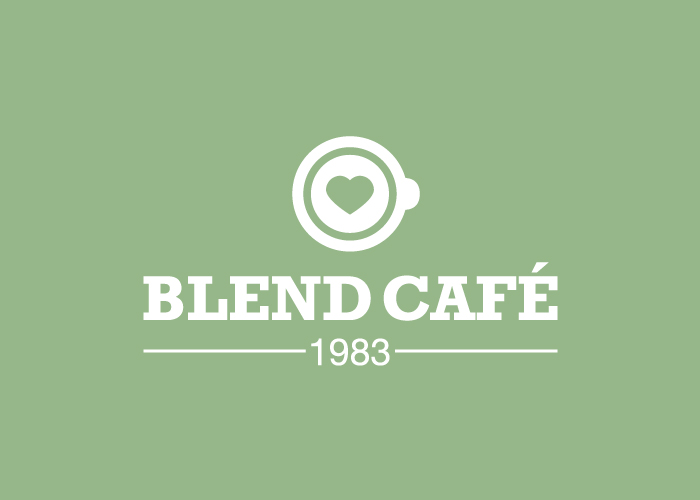 Diseño de logotipo para cafetería situada en centro comercial