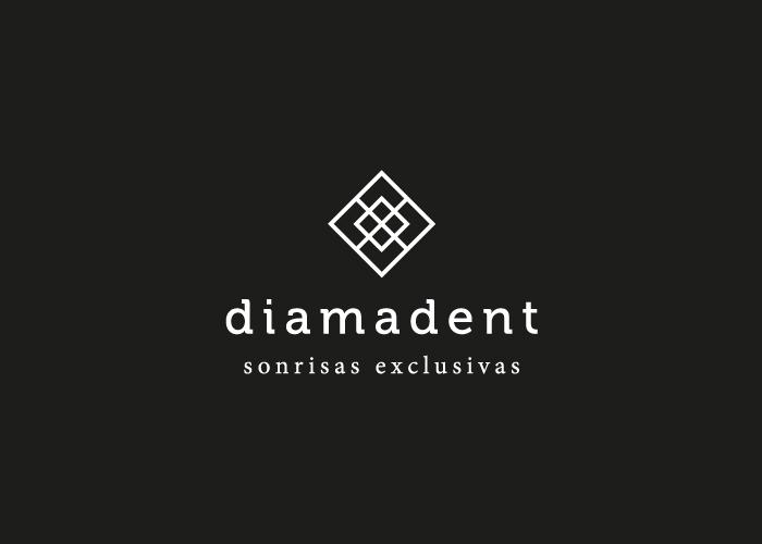 Diseño de logotipo para clínica dental especializada en blanqueamiento dental