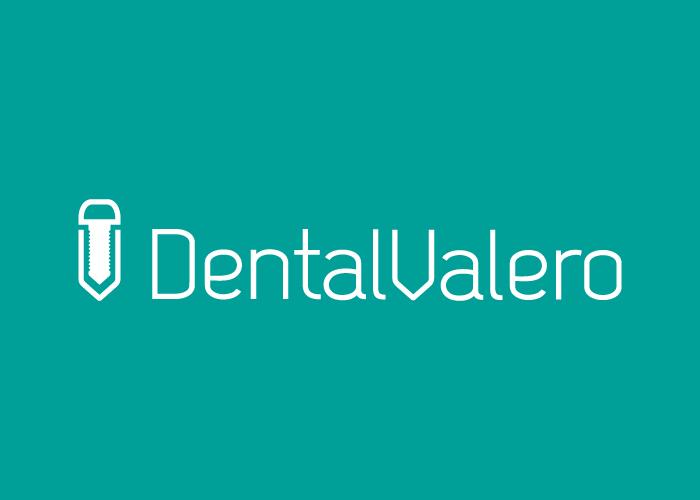 Diseño de logotipo para laboratorio dental en Barcelona