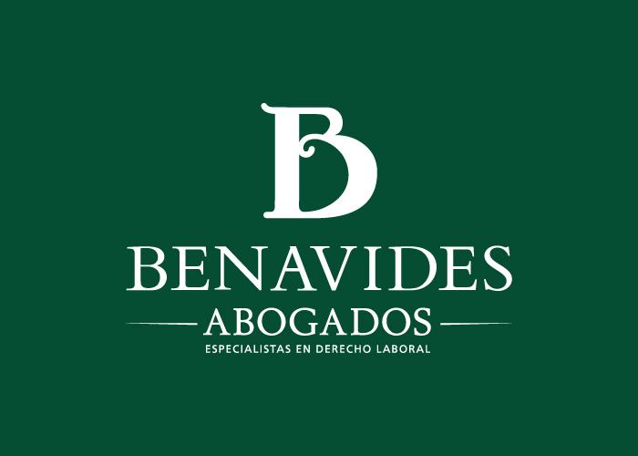 Diseño de logotipo para despacho de abogados en Málaga