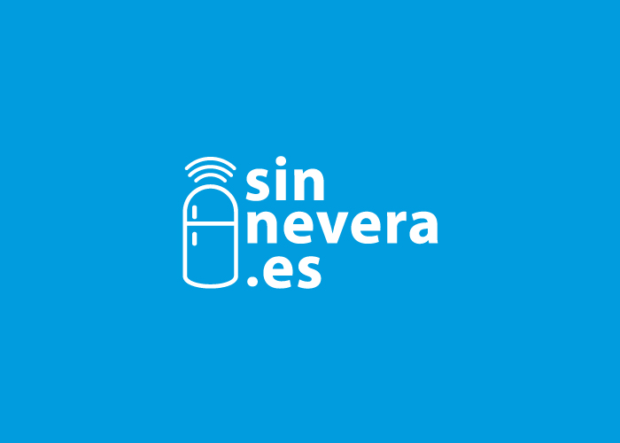 Diseño de logotipo para empresa dedicada al reparto de comida a domicilio de diferentes restaurantes