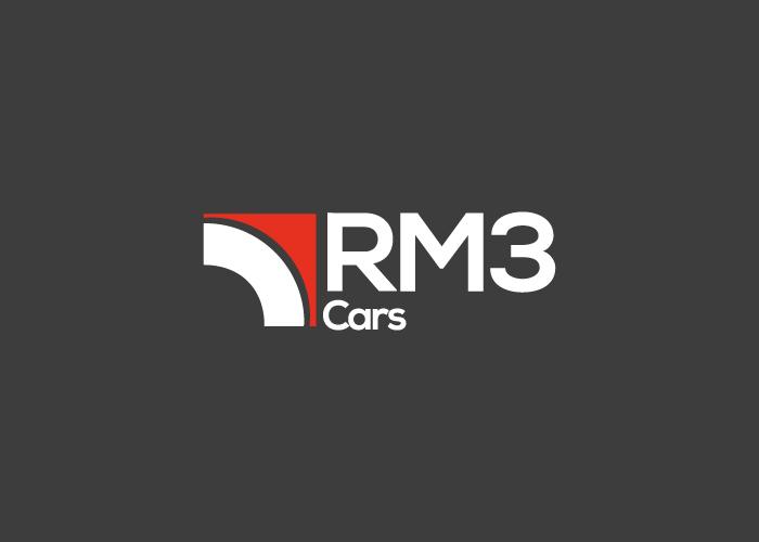 Diseño logo de compra-venta de vehículos