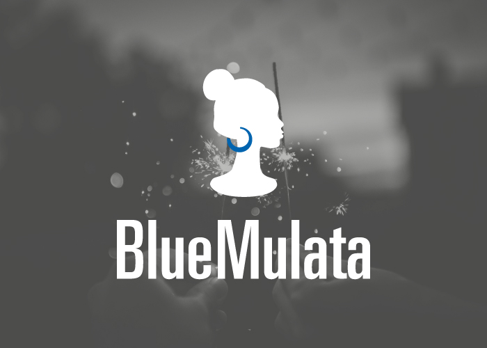 Diseño logo mulata