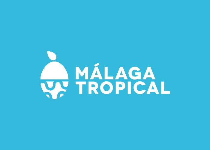 Diseño de logotipo para empresa de distribución y producción de fruta