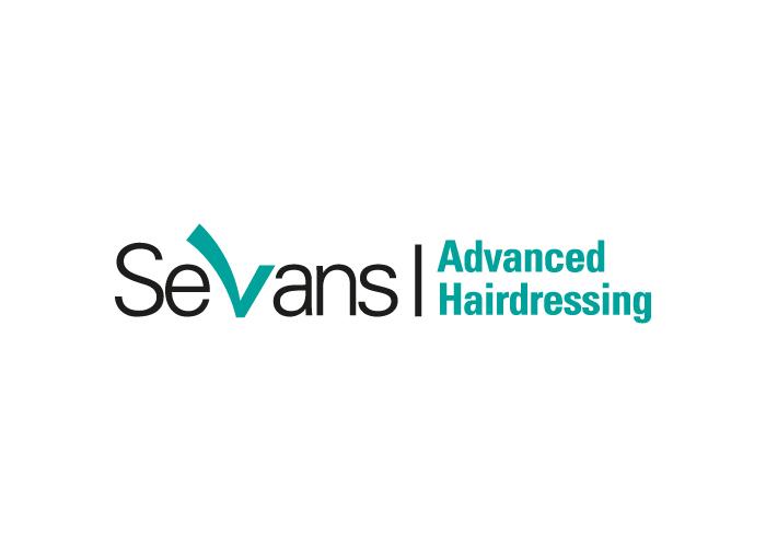 Logotipo para una marca de productos de peluquería