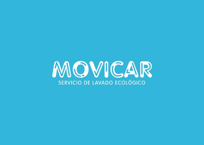 Diseño de logotipo lavado de vehículos