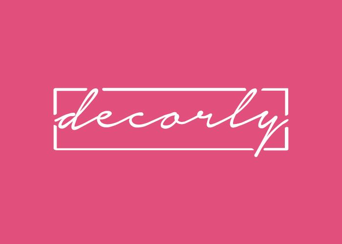 Diseño de logotipo para empresa dedicada al interiorismo y decoración