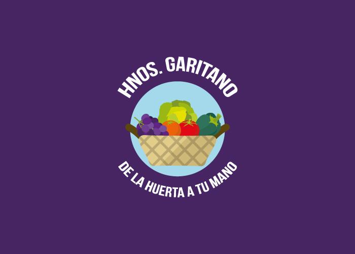 Diseño de logotipo para frutería