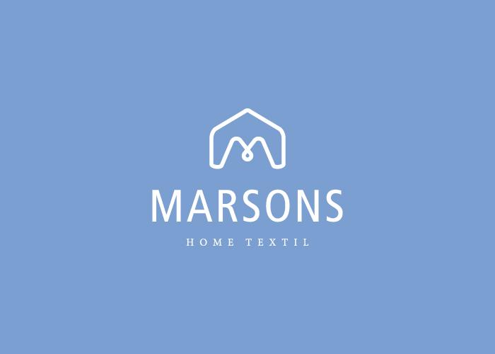 Diseño de logo empresa textil para el hogar