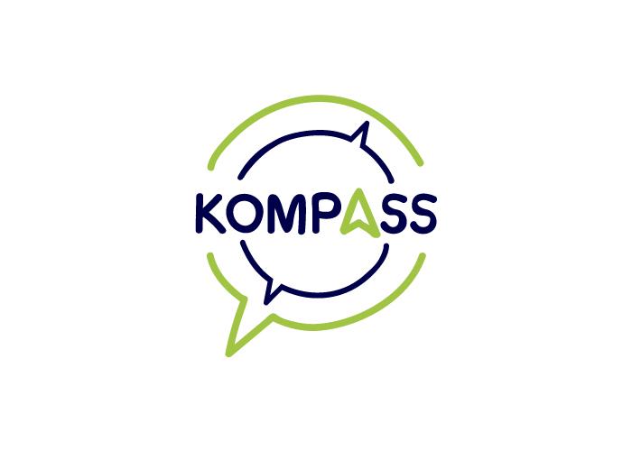 Diseño de logotipo para academia de alemán