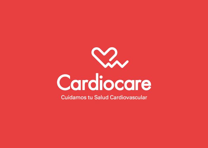 diseño logo corazón cardiaco