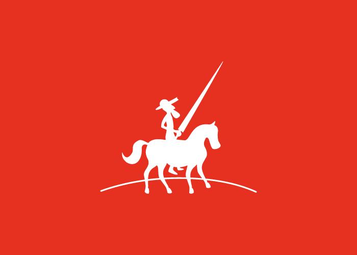 Diseño de identidad Don Quijote de la Mancha