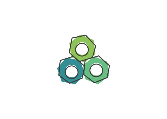 Diseño de logotipo para centro deportivo dedicado al entrenamiento personal
