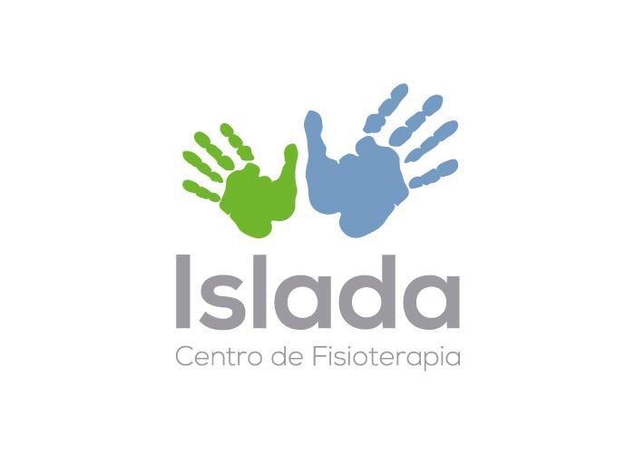 Diseño de logotipo para centro dedicado a la fisioterapia