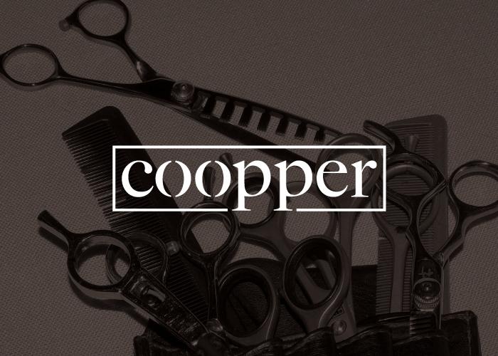 Diseño de logotipo para una peluquería unisex