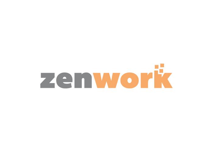 Diseño de logotipo para coaching que enseña el equilibrio entre la vida personal y la laboral