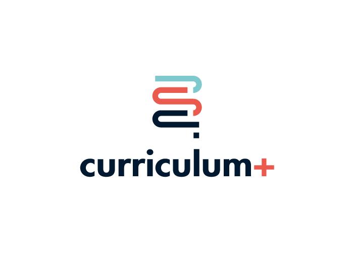diseño logotipo formación en curriculum-
