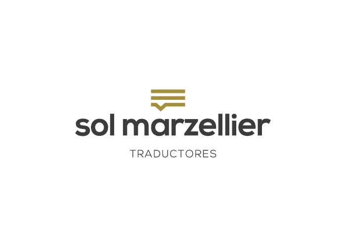 Diseño de logotipo para empresa dedicada a servicios de traducción de idiomas
