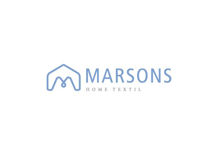 Diseño de logotipo ropa de hogar