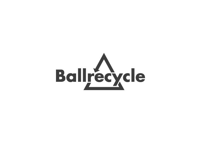 Diseño de logotipo para empresa dedicada a la venta de material de deporte reciclado