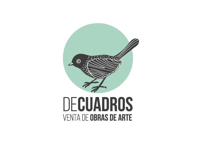 Diseño de logotipo para empresa dedicada a la venta de Arte y Artesanía