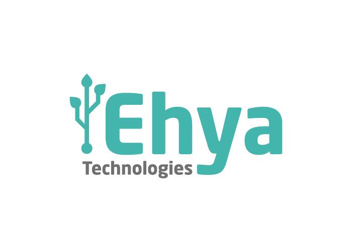 Diseño de logotipo para una idea de desarrollo de tecnología comprometida con la naturaleza
