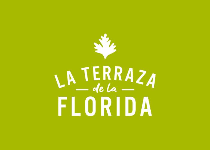 Diseño logotipo la terraza verde