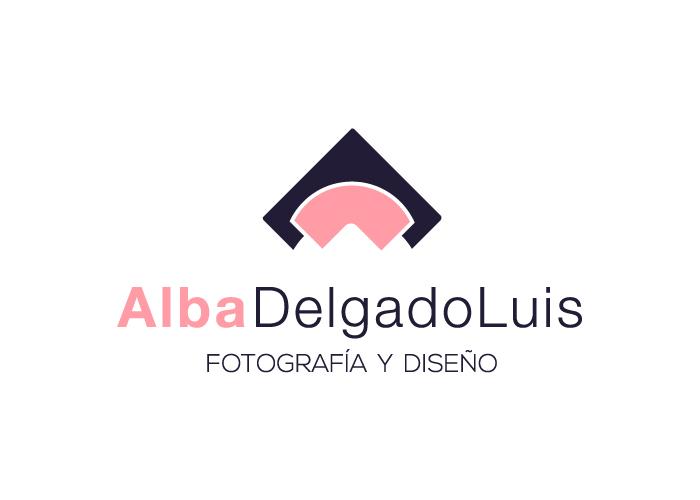 Diseño de logotipo para chica dedicada a la fotografía y al diseño gráfico