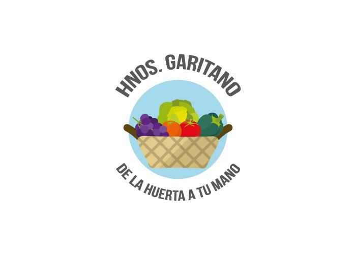 Diseño de logotipo para una frutería con reparto a domicilio