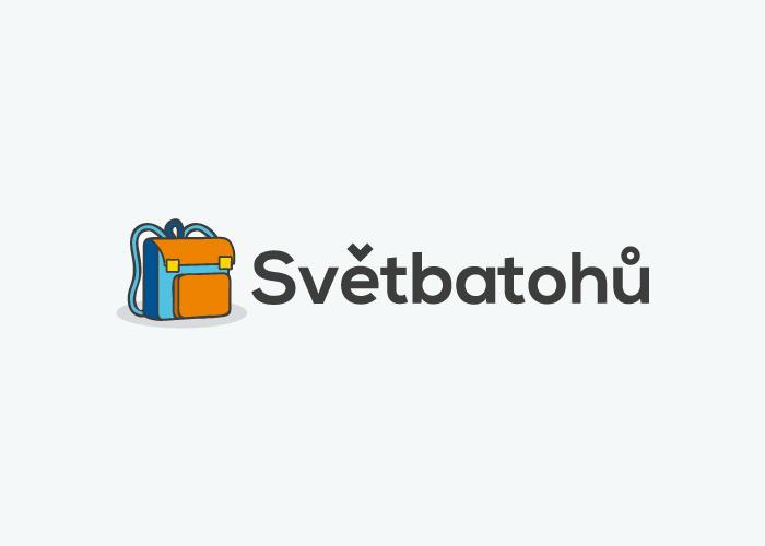Diseño de logotipo para tienda online de mochilas