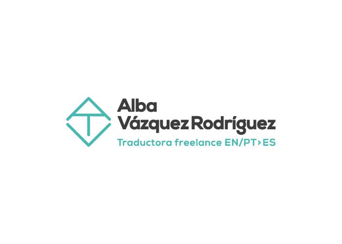 Diseño de logotipo para traductora freelance dedicada, especialmente, a traducciones jurídicas