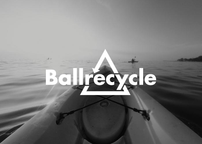 Logotipo para tienda de material deportivo de segunda mano