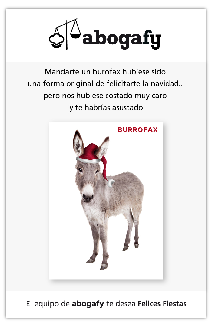 Diseño de mail marketing navideño, creativo, original y animado para empresas