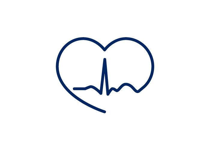 Diseño de logo corazón