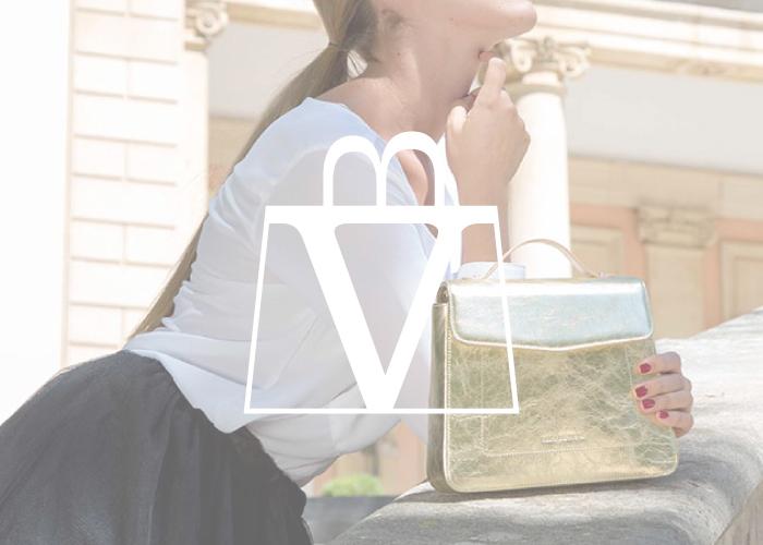 Diseño de banners para una web de una diseñadora de bolsos
